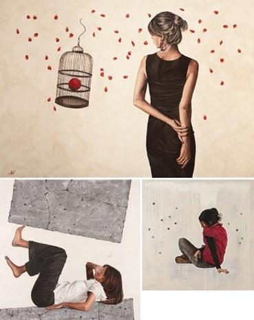 Arash Emdadian: About, Artworks and shows