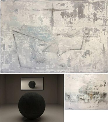 Morteza Ahmadvand: About, Artworks and shows
