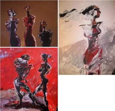 Alireza Mirzarezaei: About, Artworks and shows