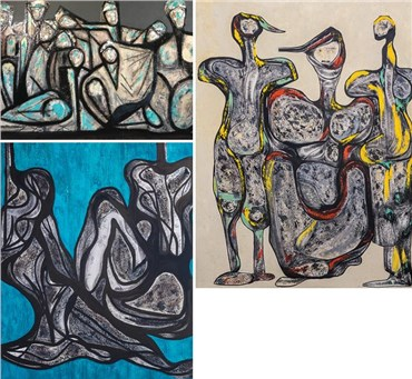 Sahar Khalkhalian: About, Artworks and shows