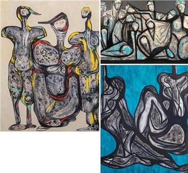 سحر خلخالیان: درباره، آثار هنری و نمایشگاه ها