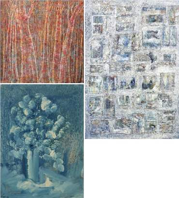 Manouchehr Niazi: About, Artworks and shows