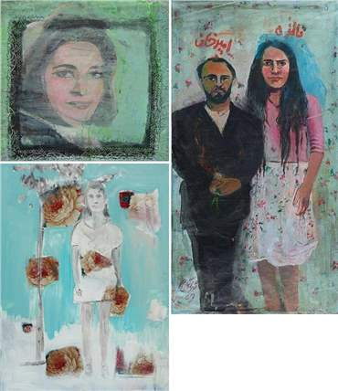 Shahram Karimi: About, Artworks and shows