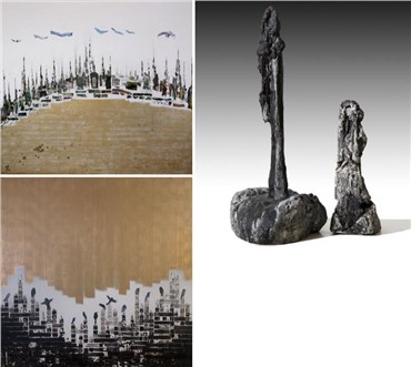 Shirin Shahroudi: About, Artworks and shows