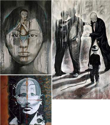 Saeed Khavarnejad: About, Artworks and shows