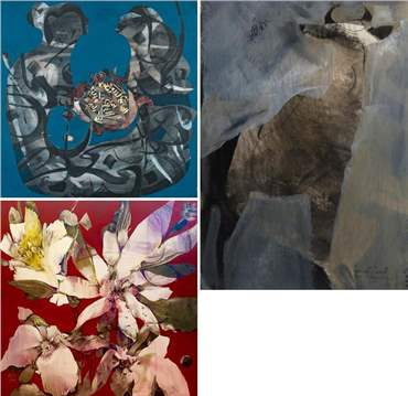 Nasser Azizi Joshan: About, Artworks and shows