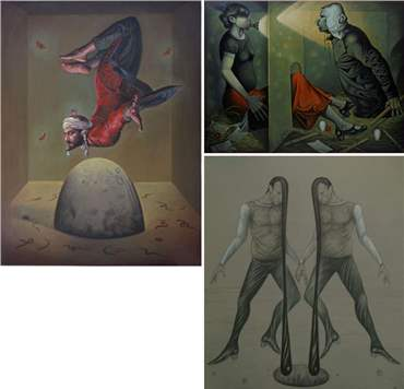 نزار موسوینیا: درباره، آثار هنری و نمایشگاه ها
