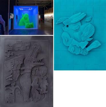 Mamali Shafahi: About, Artworks and shows
