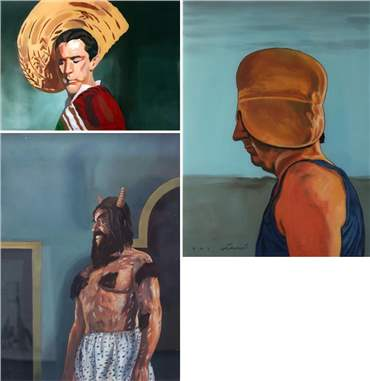 Arash Sedaghatkish: About, Artworks and shows