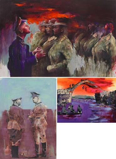 Amirhossein Zanjani: About, Artworks and shows