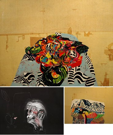 Mohsen Khalili: About, Artworks and shows