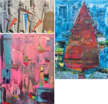 Sassan Behnam Bakhtiar: About, Artworks and shows