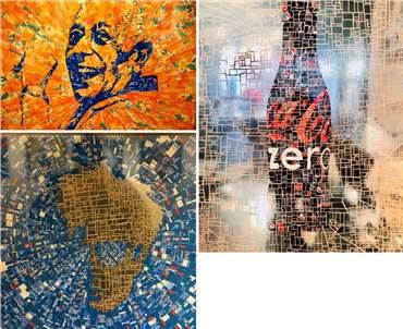 Majid Asgari: About, Artworks and shows