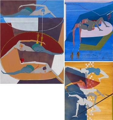 مریم حسینی: درباره، آثار هنری و نمایشگاه ها
