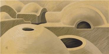 Painting, Parviz Kalantari, Untitled, 2008, 4459