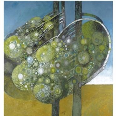 , Abolghasem Saidi, Untitled, 1995, 4758