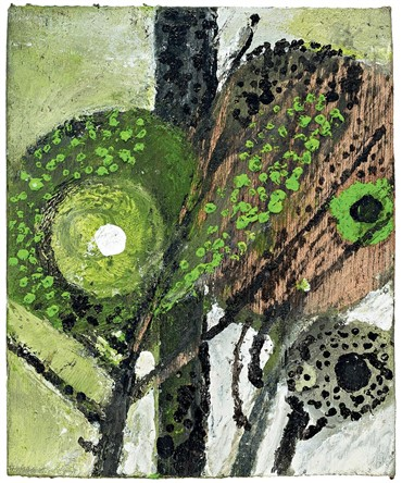 , Abolghasem Saidi, Untitled, 2014, 6250