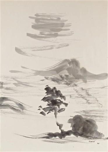 , Nasser Assar, Etude, 1975, 4926