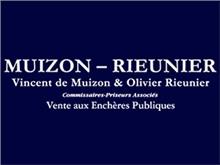 Muizon - Rieunier logo
