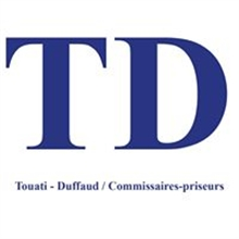 Touati-Duffaud Auction logo