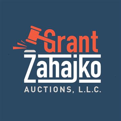 Grant Zahajko Auction logo