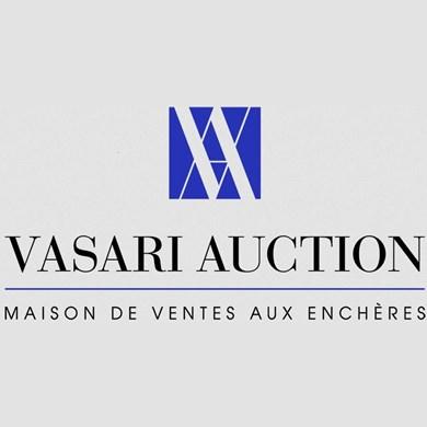 ٰVasari Auction logo