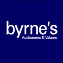 Byrne's Auctioneers logo