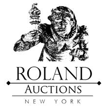 Roland Auctions logo