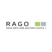 Rago Arts and Auction  logo