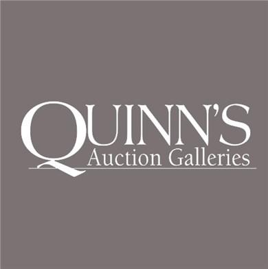 Quinn's Auction logo