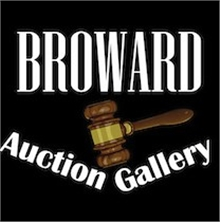 Broward Auction Gallery logo
