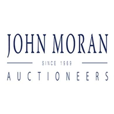 John Moran Auction logo