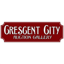 Crescent City Auction Gallery logo
