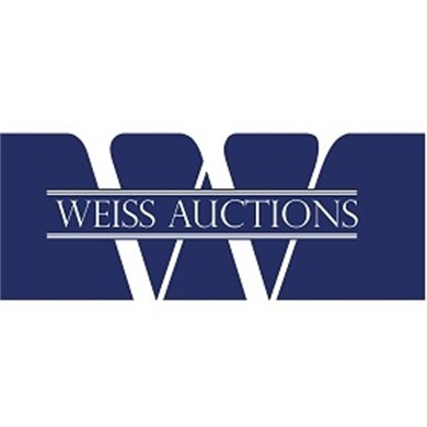 Weiss Auctions logo
