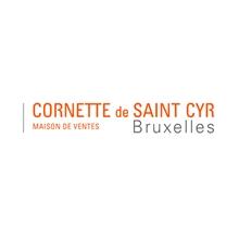 Cornette De Saint Cyr Bruxelles logo