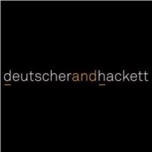 Deutscher and Hackett Sydney logo