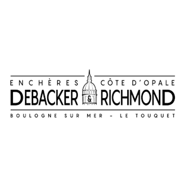 Debacker and Richmond Auction logo