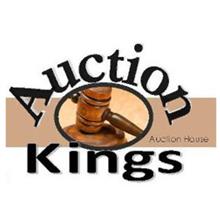 Auction Kings Galleria logo