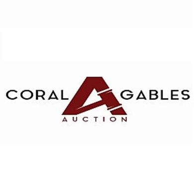 Coral Gables Auction logo