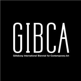Goteborg Biennial for Contemporary Art (GIBCA) logo