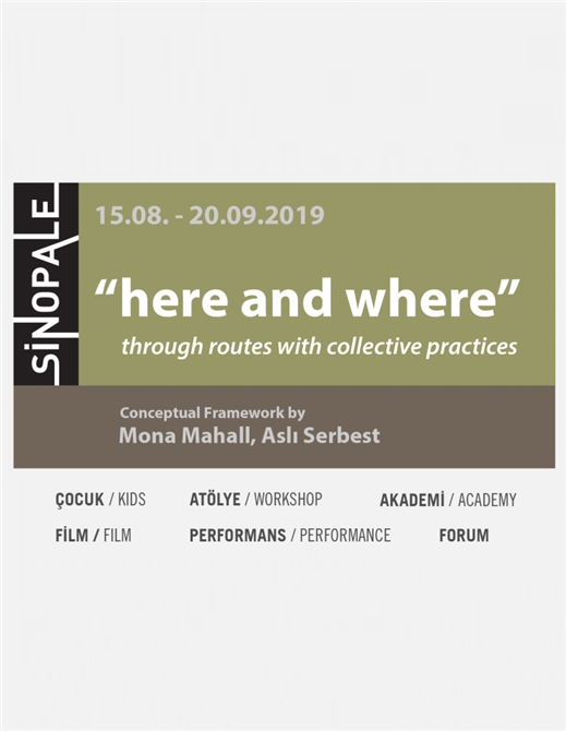Sinop Biennial: Here and Where