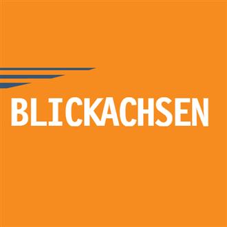 Blickachsen logo
