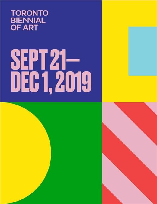 The Toronto Biennial of Art 2019