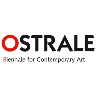 Ostrale Biennale for Contemporary Arts logo