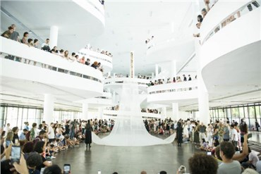 Wind exhibition, a part of Sao Paulo biennale