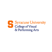 Syracuse, College of Visual and Performing Arts logo