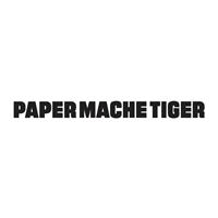 Paper Mache Tiger Showroom (VHN Gallery) logo