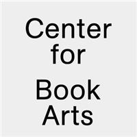 Center for Book Arts logo