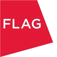 The Flag Art Foundation logo