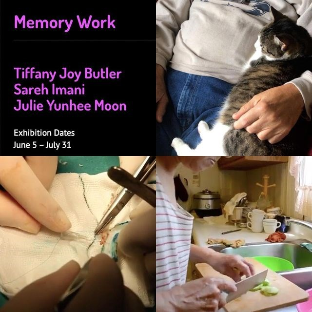 Show Memory WorkFrom Group Exhibition